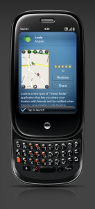 Locle for Palm Pre App Catalog